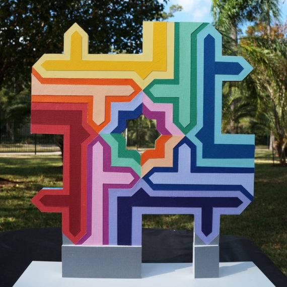Sculpture #4a-1