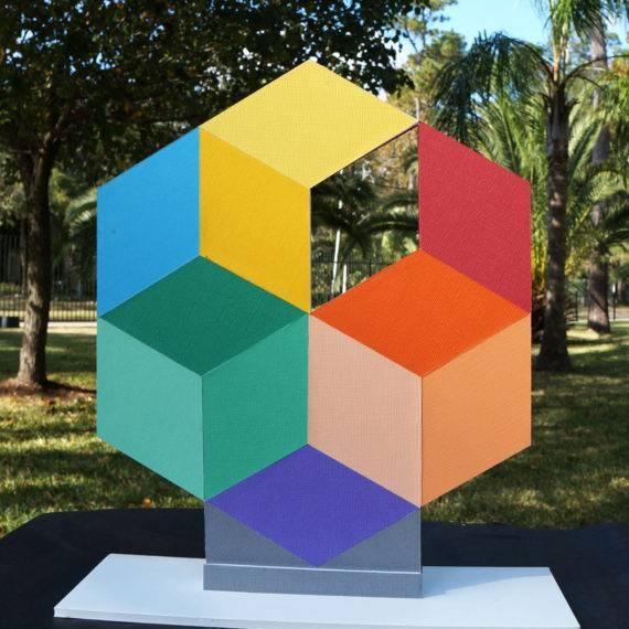 Sculpture #6a-1