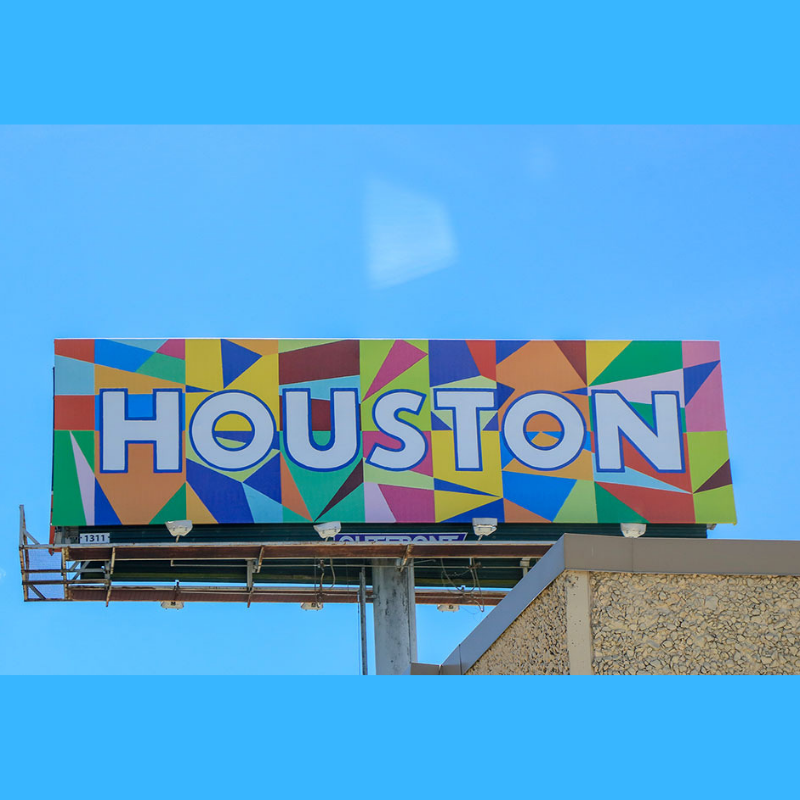 HOUSTON FIRST AND OUTFRONT MEDIA ARE EXCITED TO BRING BACK THE SKY ART PROJECT IN 2019.